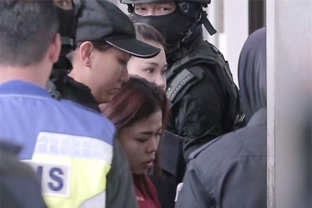 Đoàn Thị Hương, Kim Jong Nam, sát hại Kim Jong Nam, Anh trai Kim Jong un
