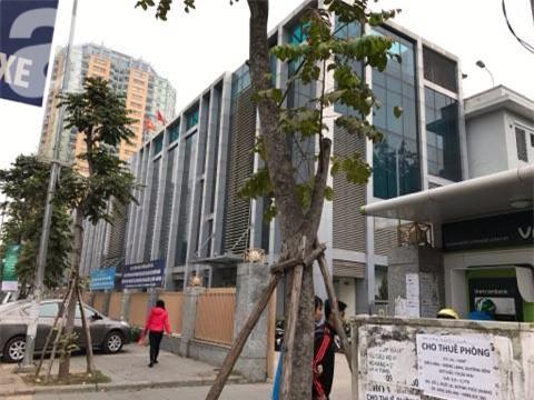 Hà Nội: Nhân viên y tế chết cháy trong trường Học viện Hành chính - Ảnh 1.