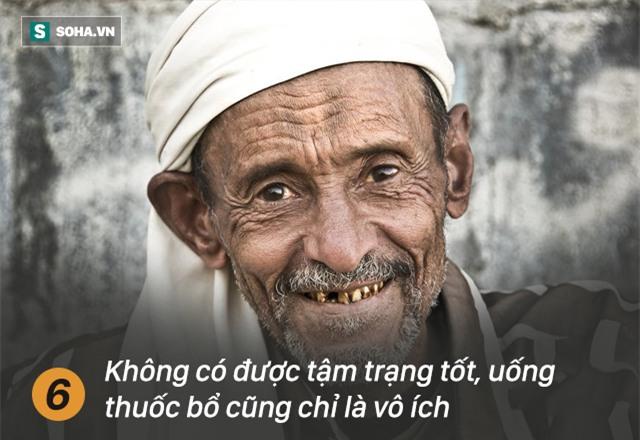 Cụ bà tiết lộ 6 bí quyết sống thọ 110 tuổi, cả đời chưa từng phải đi viện chữa bệnh - Ảnh 6.