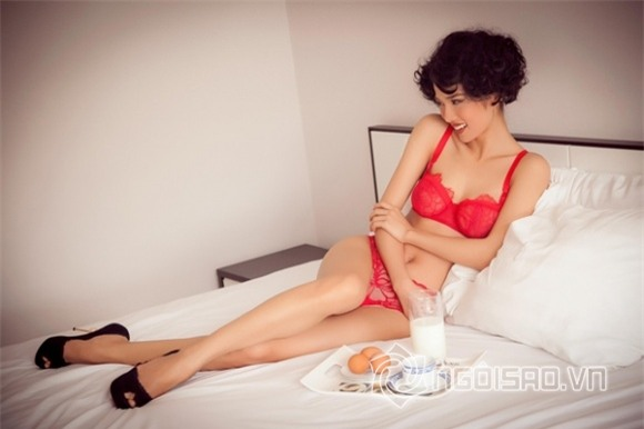 vợ Ưng Hoàng Phúc, Ưng Hoàng Phúc, Kim Cương, người mẫu Kim Cương,sao Việt