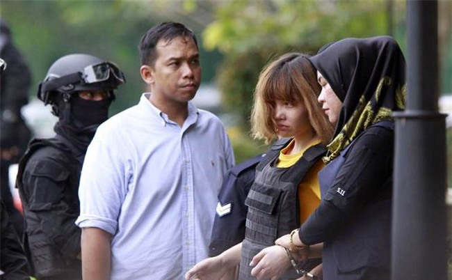 Luật sư Việt Nam đang liên hệ để sang Malaysia tham gia bảo vệ cho Đoàn Thị Hương