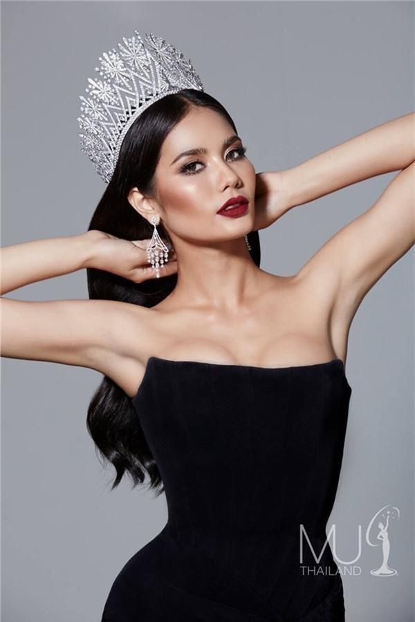 Hoa hậu Hoàn vũ Thái Lan 2016 Chalita Suansane có đồng số điểm 4.200 với Catriona và cũng được xếp vị trí thứ tư. Chalita Suansane là thí sinh được khán giả bình chọn nhiều nhất tại Hoa hậu Hoàn vũ 2016 với 130 triệu phiếu hợp lệ. Cô dừng chân ở vị trí top 6 Miss Universe 2016.