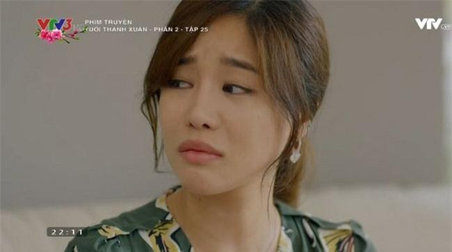 """Khán giả mếu máo vì sạn """"không hề nhỏ"""" của """"Tuổi Thanh Xuân 2"""" - Ảnh 11."""