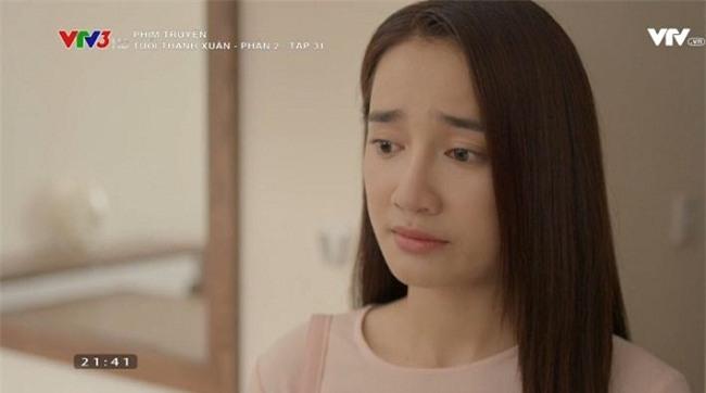"""Khán giả mếu máo vì sạn """"không hề nhỏ"""" của """"Tuổi Thanh Xuân 2"""" - Ảnh 5."""