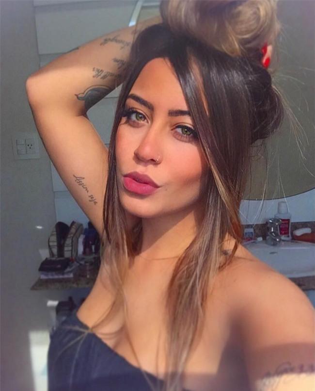 Em gái nóng bỏng của Neymar đã hoá cá tính thế này đây ở tuổi 21 - Ảnh 6.