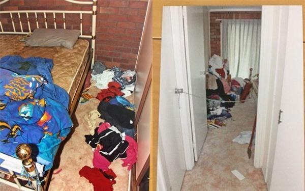 Bé gái 3 tuổi xinh xắn chết tức tưởi sau khi bị cha buộc vào giường, hành hạ suốt nhiều ngày - Ảnh 2.