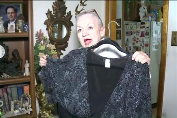 Cụ bà 71 tuổi giảm được 80kg trong một ngày vì lý do bất ngờ - Ảnh 3.