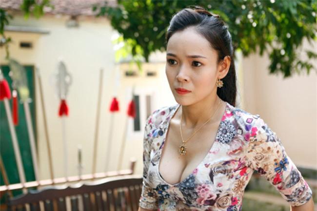 """choang voi ve sexy cua """"ho ly tinh"""" dong hai cung quang teo hinh anh 1"""
