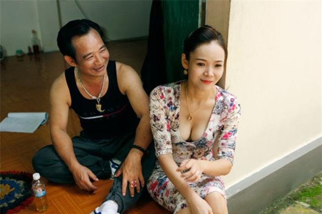 """choang voi ve sexy cua """"ho ly tinh"""" dong hai cung quang teo hinh anh 5"""