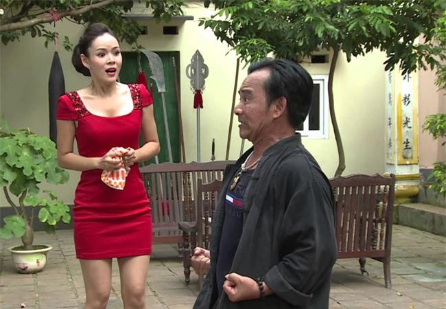 """choang voi ve sexy cua """"ho ly tinh"""" dong hai cung quang teo hinh anh 6"""