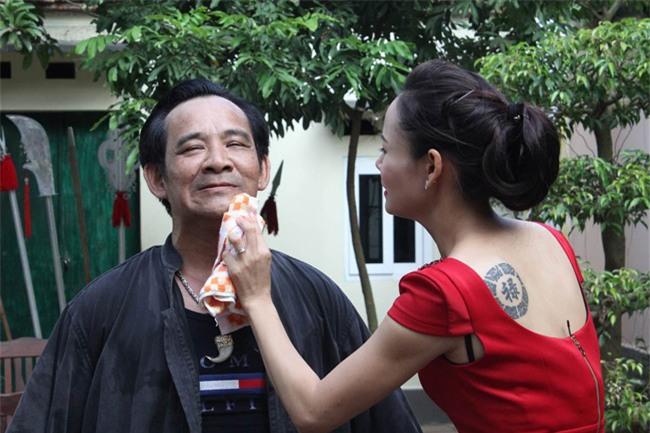 """choang voi ve sexy cua """"ho ly tinh"""" dong hai cung quang teo hinh anh 7"""