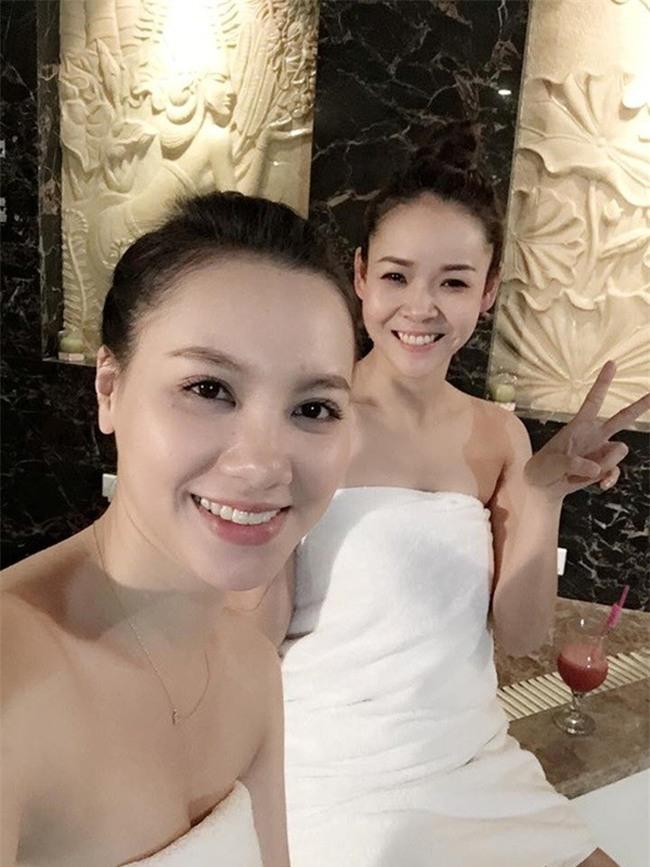 """choang voi ve sexy cua """"ho ly tinh"""" dong hai cung quang teo hinh anh 9"""