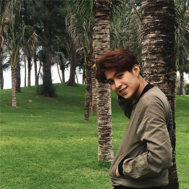 Chang trai Viet co biet danh 'Nam than hoc duong' hinh anh 1