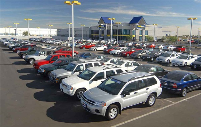 giá xe ô tô, xe ô tô nhập khẩu, giá bán xe