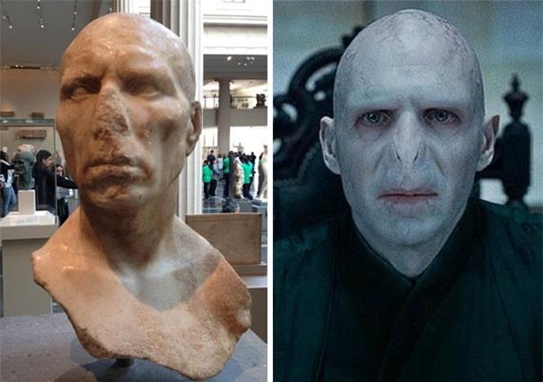 Hóa ra Voldemort là có thật.