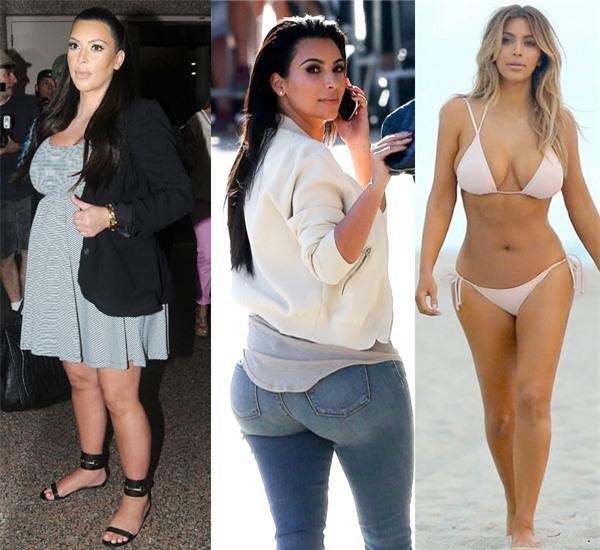 Mổ xẻ cách giảm cân bọc mình trong túi ni lông của diễn viên Kim Kardashian - Ảnh 2.