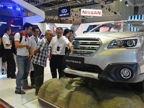 Giá ô tô, thuế nhập khẩu ô tô, nhập khẩu ô tô, ô tô giá rẻ,