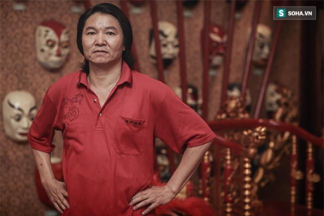 Chân dung nam diễn viên chỉ thoáng nhìn đã thấy sợ của màn ảnh Việt - Ảnh 2.