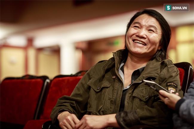 Chân dung nam diễn viên chỉ thoáng nhìn đã thấy sợ của màn ảnh Việt - Ảnh 3.