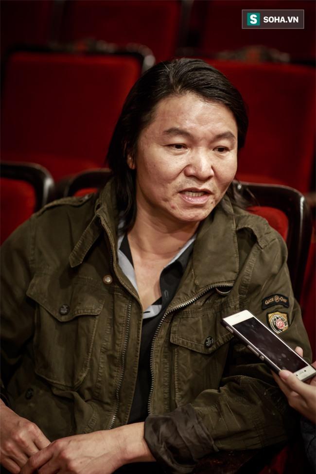 Chân dung nam diễn viên chỉ thoáng nhìn đã thấy sợ của màn ảnh Việt - Ảnh 4.