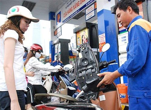Giá xăng, tăng giá xăng, điều chỉnh giá xăng dầu, giảm giá xăng,