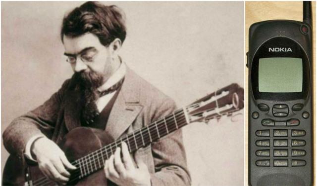 Bạn có biết nguồn gốc bản nhạc chuông huyền thoại của Nokia lấy từ đâu không? - Ảnh 1.