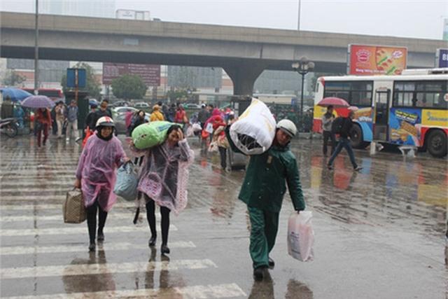 Hôm nay Hà Nội xuất hiện mưa rét (Ảnh minh họa: Nguyễn Dương).