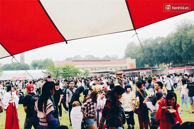 Lễ hội hoa gây thất vọng ở Hà Nội và nghịch lý kì dị: Càng chê càng tò mò và cứ thế kéo đến đông - Ảnh 4.