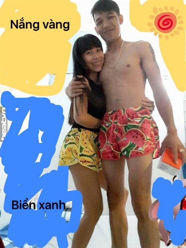 Cặp đôi quần đùi dưa hấu nhờ chỉnh ảnh đang đứng ở biển, và cái kết... - Ảnh 10.