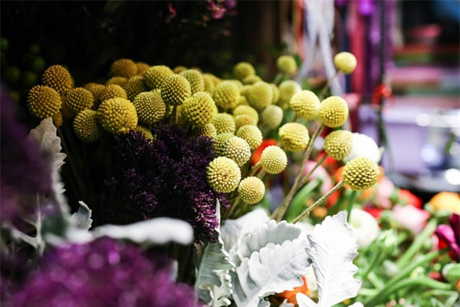 Ngắm loạt hoa nhập khẩu độc, đẹp khiến quý ông không tiếc tiền chi hẳn trăm triệu tặng vợ dịp 8/3 - Ảnh 22.
