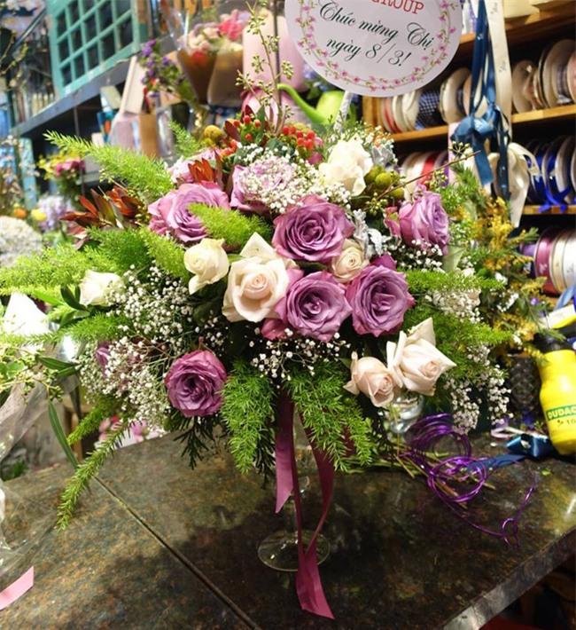 Ngắm loạt hoa nhập khẩu độc, đẹp khiến quý ông không tiếc tiền chi hẳn trăm triệu tặng vợ dịp 8/3 - Ảnh 5.
