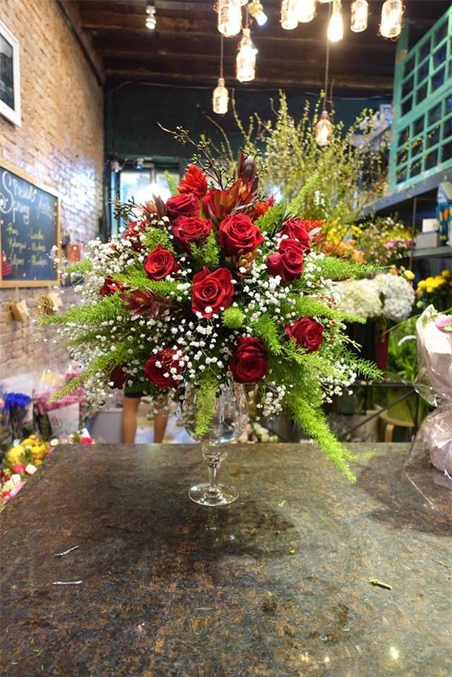 Ngắm loạt hoa nhập khẩu độc, đẹp khiến quý ông không tiếc tiền chi hẳn trăm triệu tặng vợ dịp 8/3 - Ảnh 6.