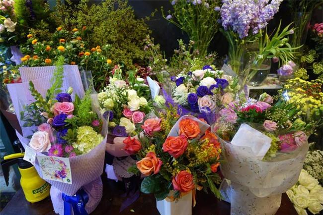 Ngắm loạt hoa nhập khẩu độc, đẹp khiến quý ông không tiếc tiền chi hẳn trăm triệu tặng vợ dịp 8/3 - Ảnh 7.