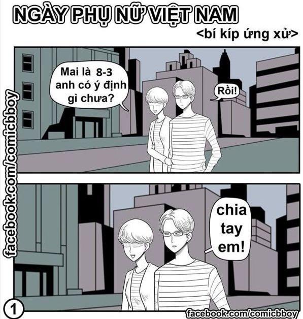 """anh che 8/3 sieu hai, chi em xem xong, ai cung phai can nhac chuyen """"doi qua"""" - 10"""
