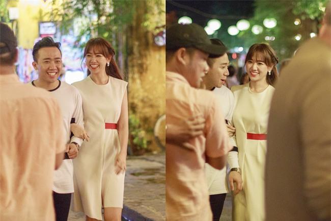 Món quà kỉ niệm ngọt ngào sau ngày cưới của Trấn Thành - Hari Won - Ảnh 2.