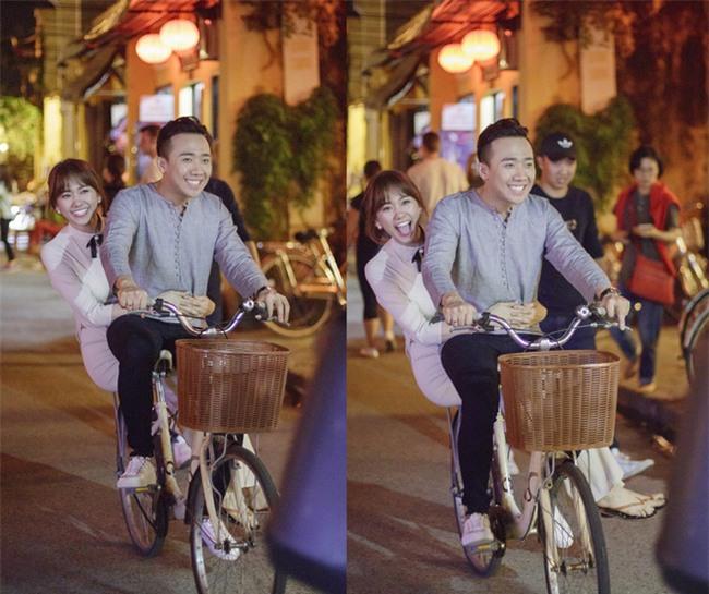 Món quà kỉ niệm ngọt ngào sau ngày cưới của Trấn Thành - Hari Won - Ảnh 6.