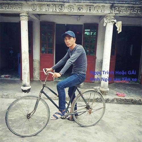 """cai ket """"vui khong tuong"""" cua chang trai mo mot lan duoc deo ngoc trinh - 4"""