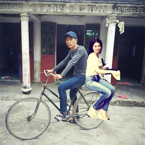"""cai ket """"vui khong tuong"""" cua chang trai mo mot lan duoc deo ngoc trinh - 9"""