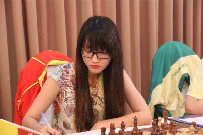 Gặp hoa khôi cờ vua vừa xuất sắc giành vé dự giải thế giới - Ảnh 2.
