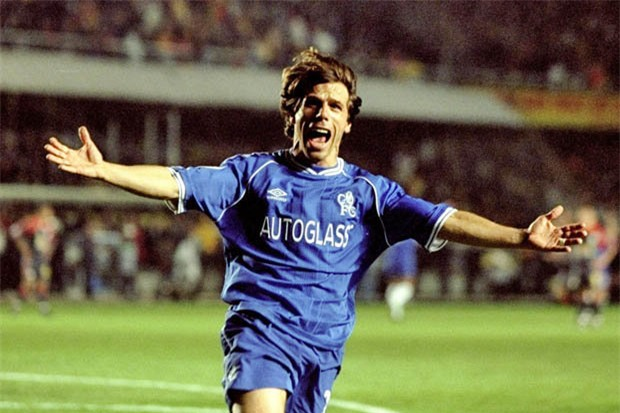 Gianfranco Zola, anh không cao nhưng cả thế giới phải ngước nhìn - Ảnh 2.