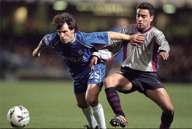 Gianfranco Zola, anh không cao nhưng cả thế giới phải ngước nhìn - Ảnh 4.