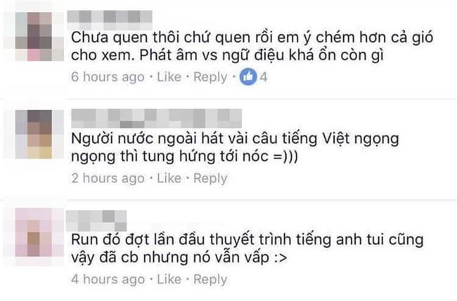 Giữa tranh luận về clip nói tiếng Anh, Hoa hậu Thu Thảo chính thức lên tiếng - Ảnh 5.
