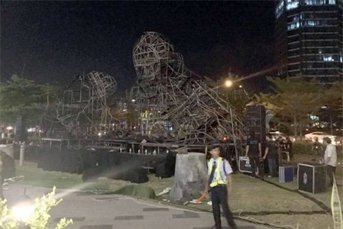 Nguyên nhân 'bà hỏa' thiêu rụi sân khấu 1 tỷ ngày ra mắt 'Kong: Skull Island'  ảnh 6