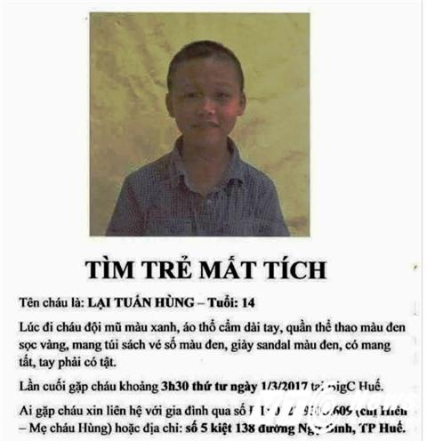Mẹ rong ruổi khắp nơi tìm con trai 14 tuổi mất tích bí ẩn khi đi bán vé số - Ảnh 2.