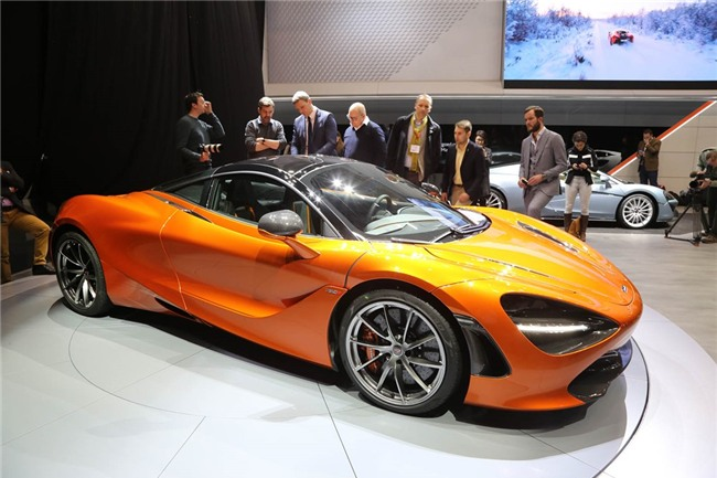 Sieu xe McLaren 720S chinh thuc ra mat hinh anh 11