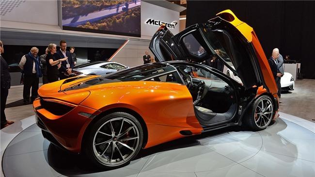 Sieu xe McLaren 720S chinh thuc ra mat hinh anh 2