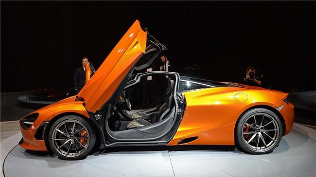 Sieu xe McLaren 720S chinh thuc ra mat hinh anh 3