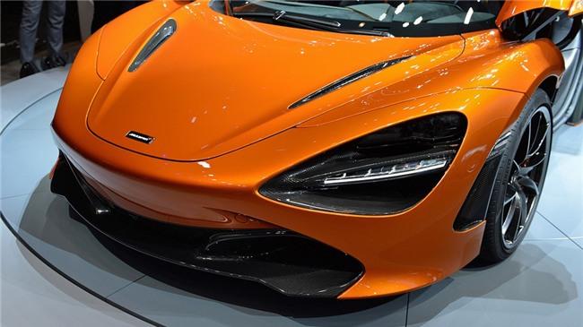 Sieu xe McLaren 720S chinh thuc ra mat hinh anh 4