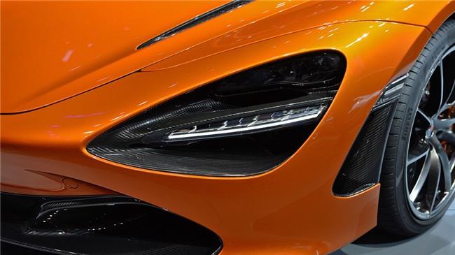 Sieu xe McLaren 720S chinh thuc ra mat hinh anh 5