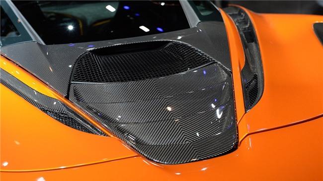 Sieu xe McLaren 720S chinh thuc ra mat hinh anh 7